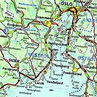 Mapa National Escandinavia Finlandia Mapas National Michelin: Amazon.es: Michelin: Libros en idiomas extranjeros
