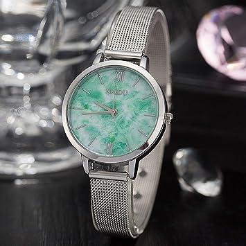 Fantasyworld JY048 Los Relojes del Cuarzo Universal Reloj de Pulsera portátil de los Deportes Unisex Relojes de Pulsera Relojes de Moda de Lujo: Amazon.es: ...
