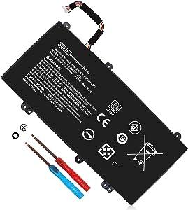 SG03XL 849048-421 Battery for HP Envy M7-U 17t-U000 17T-U100 Series M7-U109DX M7-U009DX 17-U011NR 17-U163CL 17-U177CL 849315-850 849049-421 849314-856 HSTNN-LB7F HSTNN-LB7E TPN-I126 W2K88UA W2K86UA