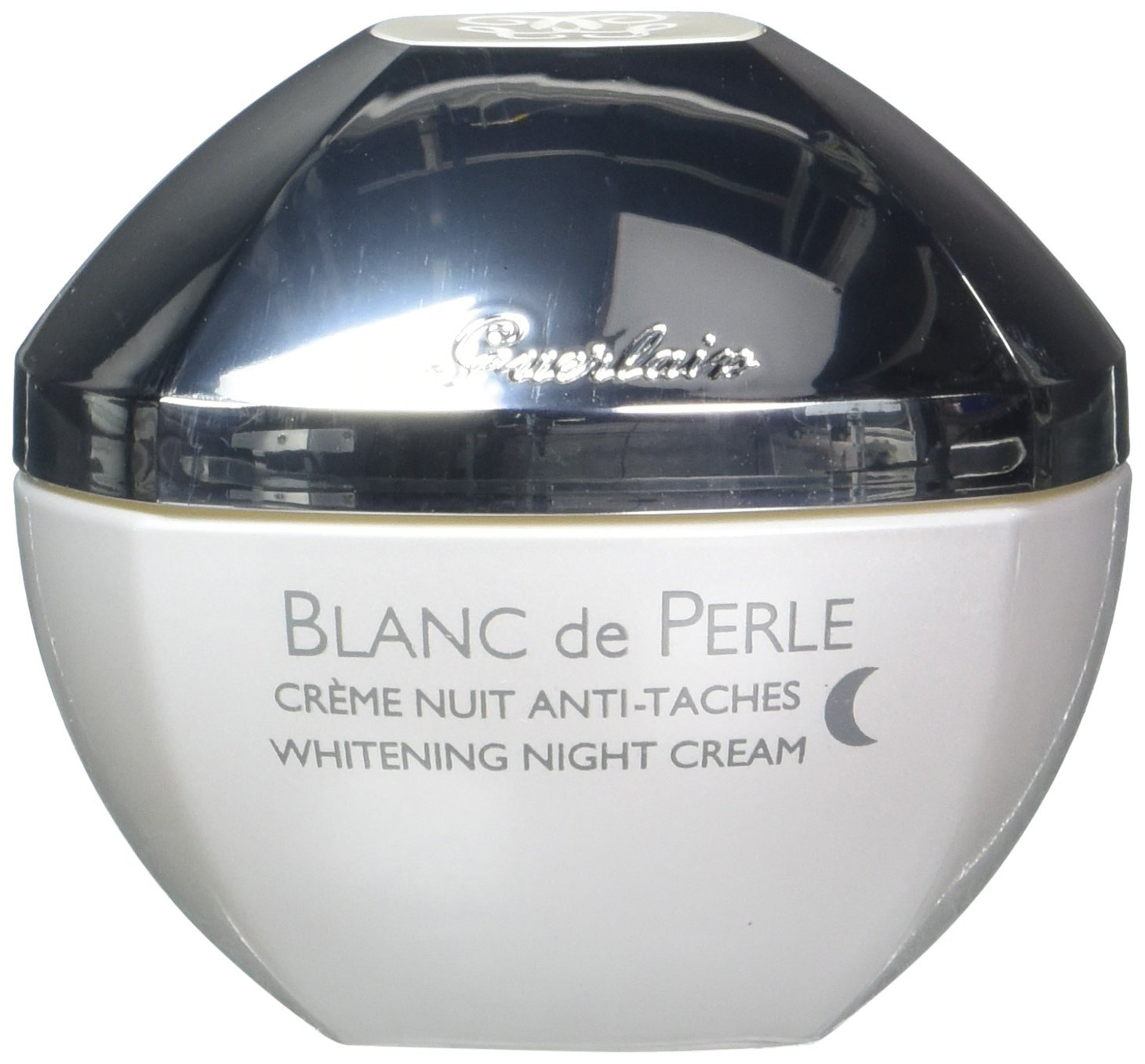 Guerlain Blanc De Perle Whitening Night Cream for Women, 1.6 Ounce
