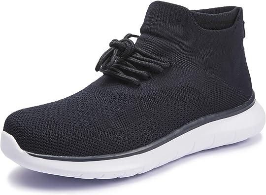 Zapatos Deportivos Zapatillas Running Hombre Calzado Deportivo Transpirable de Moda para Casual Caminar Gimnasio Corriendo 40-50: Amazon.es: Zapatos y complementos