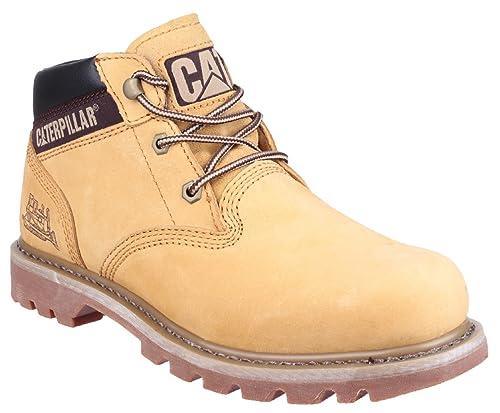 Caterpillar - Botas hombre , color Marrón, talla 43: Amazon.es: Zapatos y complementos