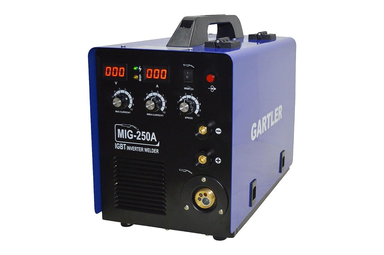 MIG-MAG/máquina de soldadura MMA 200 A: Amazon.es: Industria, empresas y ciencia