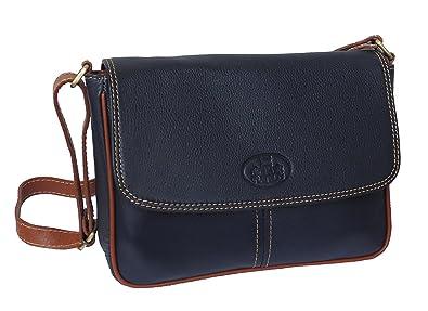 448e6c176db2d Damen Leder Tasche