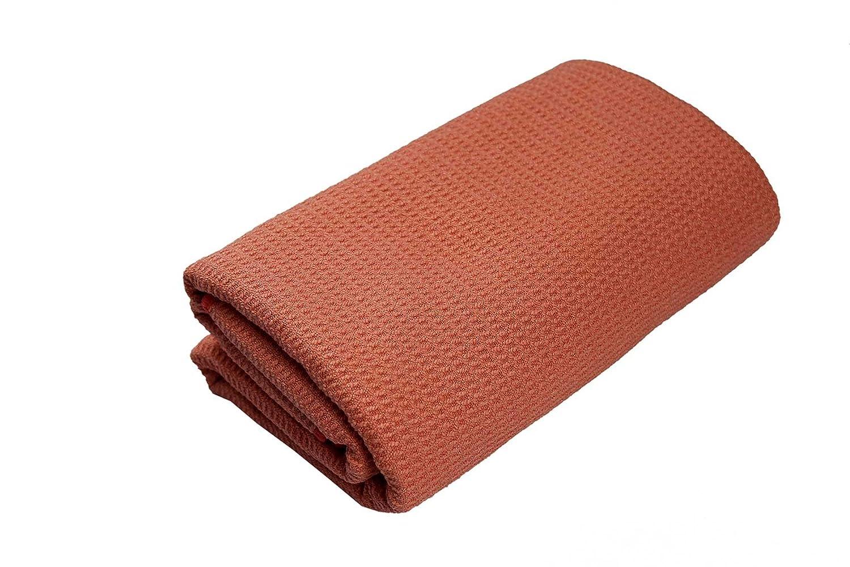#DoYourYoga Yoga-Decke »Ananda« Das Yoga-Handtuch ideal für Hot-Yoga und andere schweißtreibende Yogastile. Auch als Unterlage für Yogaübungen geeignet, 183 x 61 cm, in vielen Farben dunkelgrau #DoYourSports