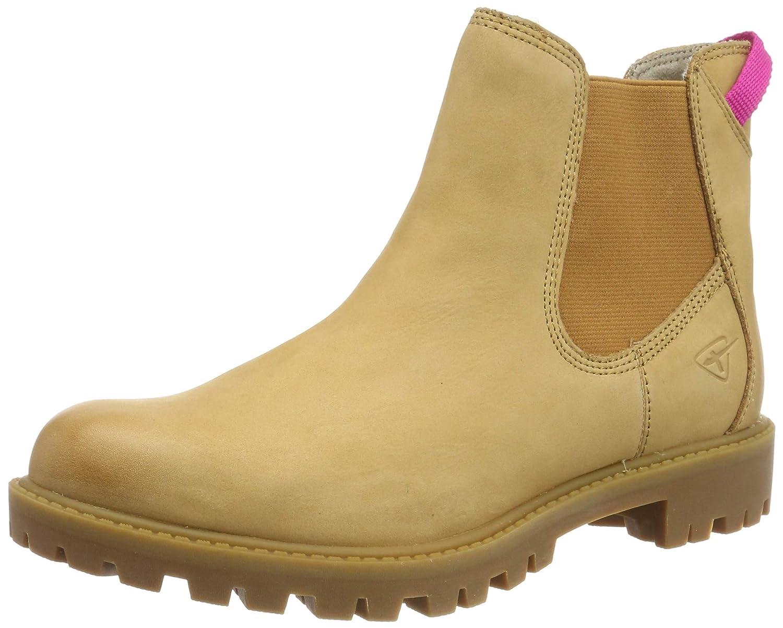 Gelb Gelb Gelb (Corn 610) Tamaris Damen 25401 Chelsea Stiefel  mehr bestellen
