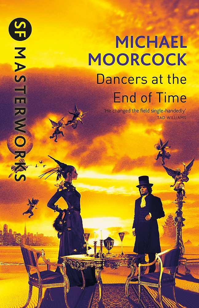 Download The Dancers at the End of Time pdf epub