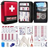 ETROL Upgrade Personal First Aid Kit (117 Piece) - Compact, Lightweight, Portable, Essential Medical Supplies for…