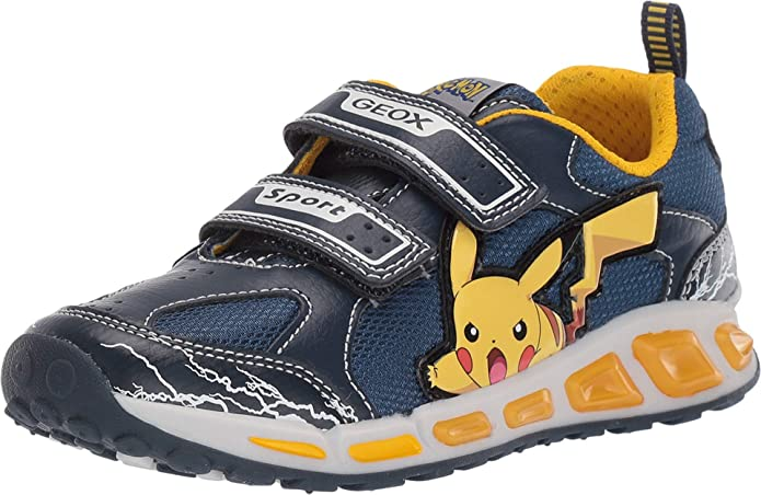Geox Kids Boy's Shuttle 15 Pokemon