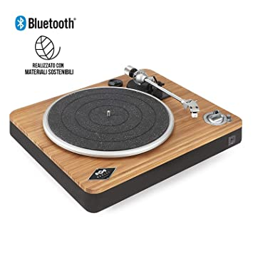 House of Marley Stir It Up Tocadiscos Inalámbrica Bluetooth, 45/33 ...