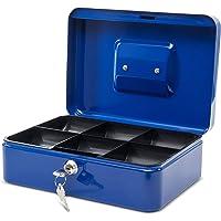 Maul Geldcassette 3, blauw, uitneembaar inzetstuk voor munten, 250 x 90 x 191 mm, 5611337, 1 stuk
