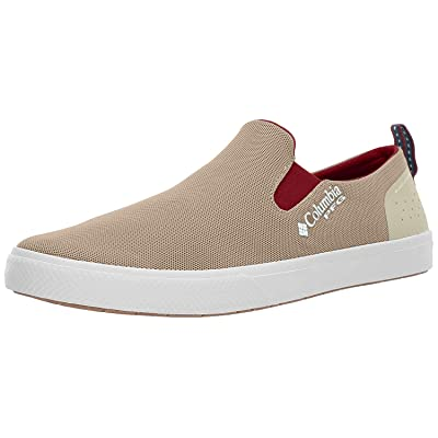 Columbia Men\'s Dorado Slip PFG Shoe, Water & Stain Resistant | Fashion Sneakers [3Bkhe0400022]