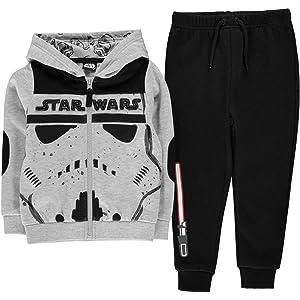 Chandal Star Wars - Chandal Darth Vader y Stormtrooper Talla 4 ...