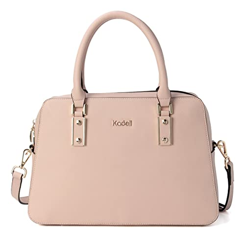9fdaaca9aef Kadell Women's Bags Vintage PU Leather Shoulder Crossbady Bag Cluth Purse  Ladies Handbags