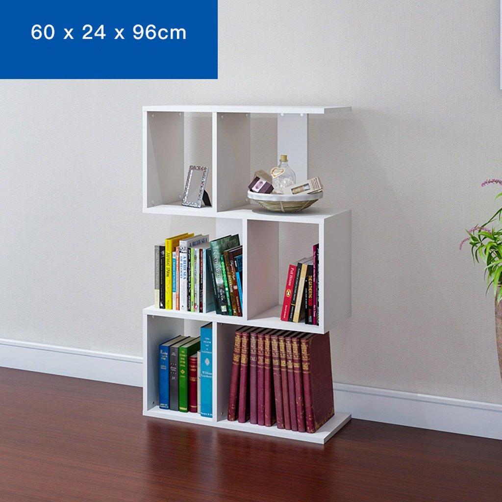 Desktop Racks Bookcases Desk Storage Rack 3 Layers ( Color : Beige )
