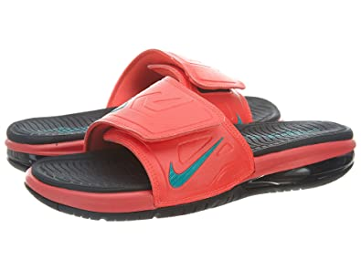 best sneakers 6102a ae2f3 Nike Air Lebron 3 Slide Elite Mens Flip Flops 631260-036 Black 7 M US   Amazon.co.uk  Shoes   Bags