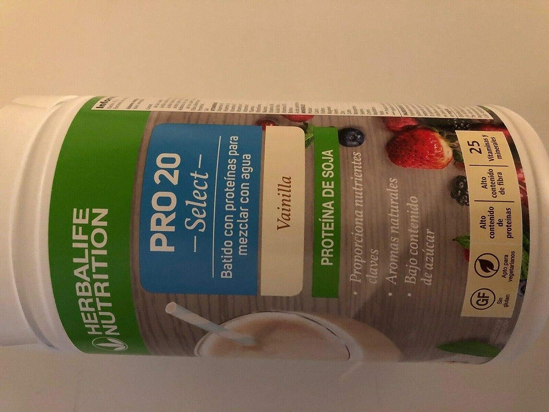 HERBALIFE PRO 20 Select - Batido con proteínas para mezclar ...
