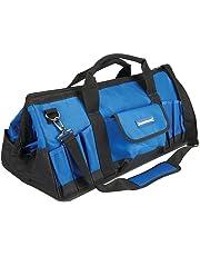 Silverline 263598 Tool Bag Hard Base, 600 x 280 x 260 mm