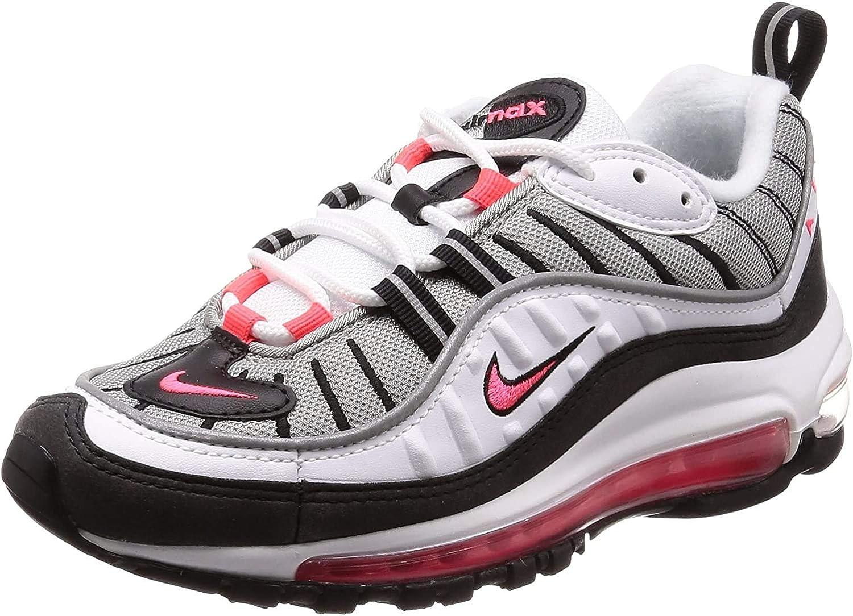 Nike Women's Gymnastics Shoes White/Solar Red/Dust