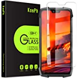 [3-Pack] KOSPH for Blackview (BV9700 Pro) Tempered Glass Screen Protector, 9H Anti-Scratch, 2.5D Arc Edge, Oleophobic Coated,