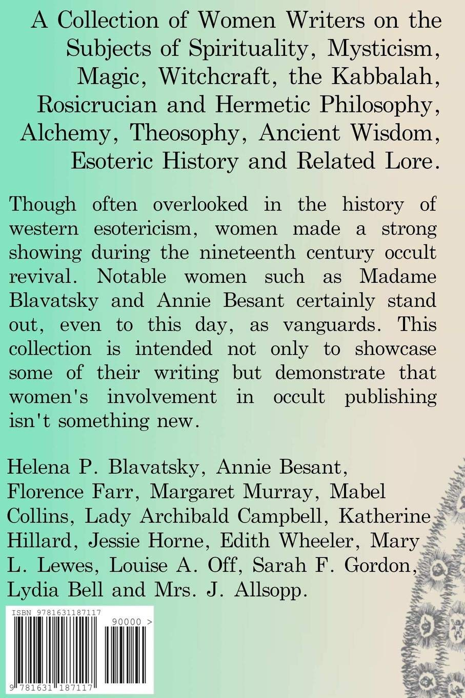 The Feminine Occult: A Collection of Women Writers on the