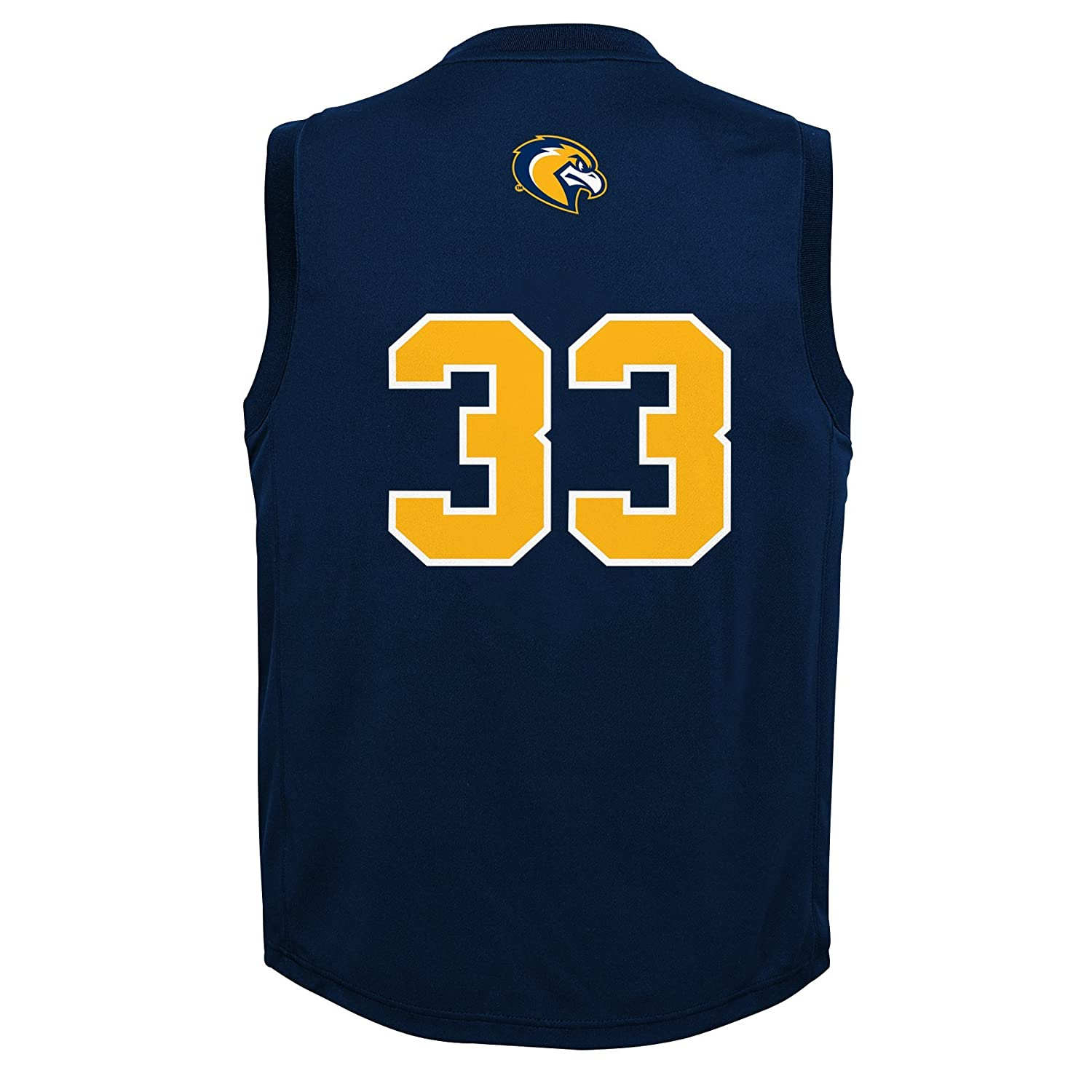 18 Navy NCAA by Outerstuff NCAA Marquette Golden Eagles Youth boys Chase Basketball Jersey Youth X-Large