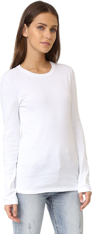 Petit Bateau Womens Black Long-Sleeved Iconic T-Shirt Sizes XXS-XL Style 14897-53409
