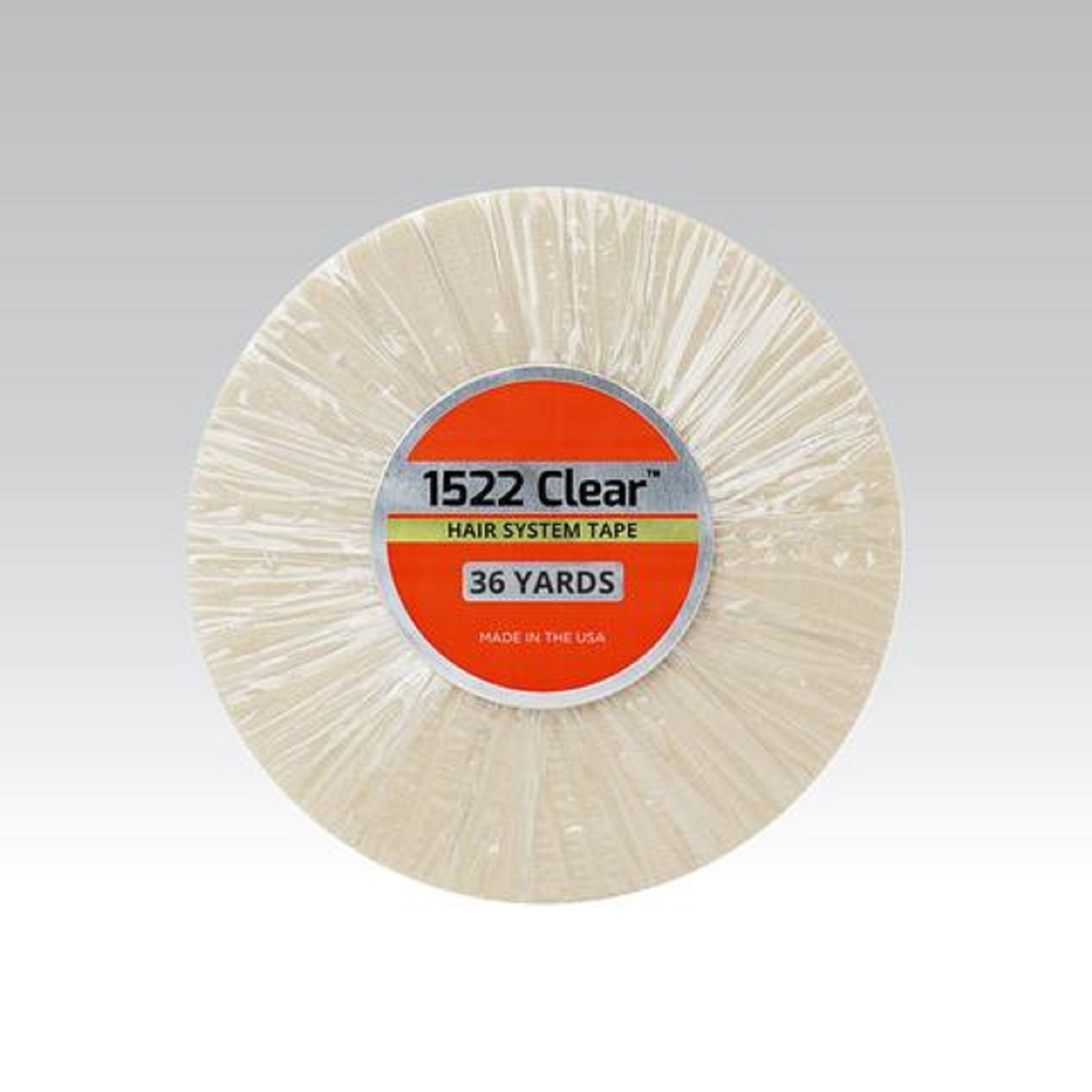 "Clear tape Roll 1.0""x 36 Yards"