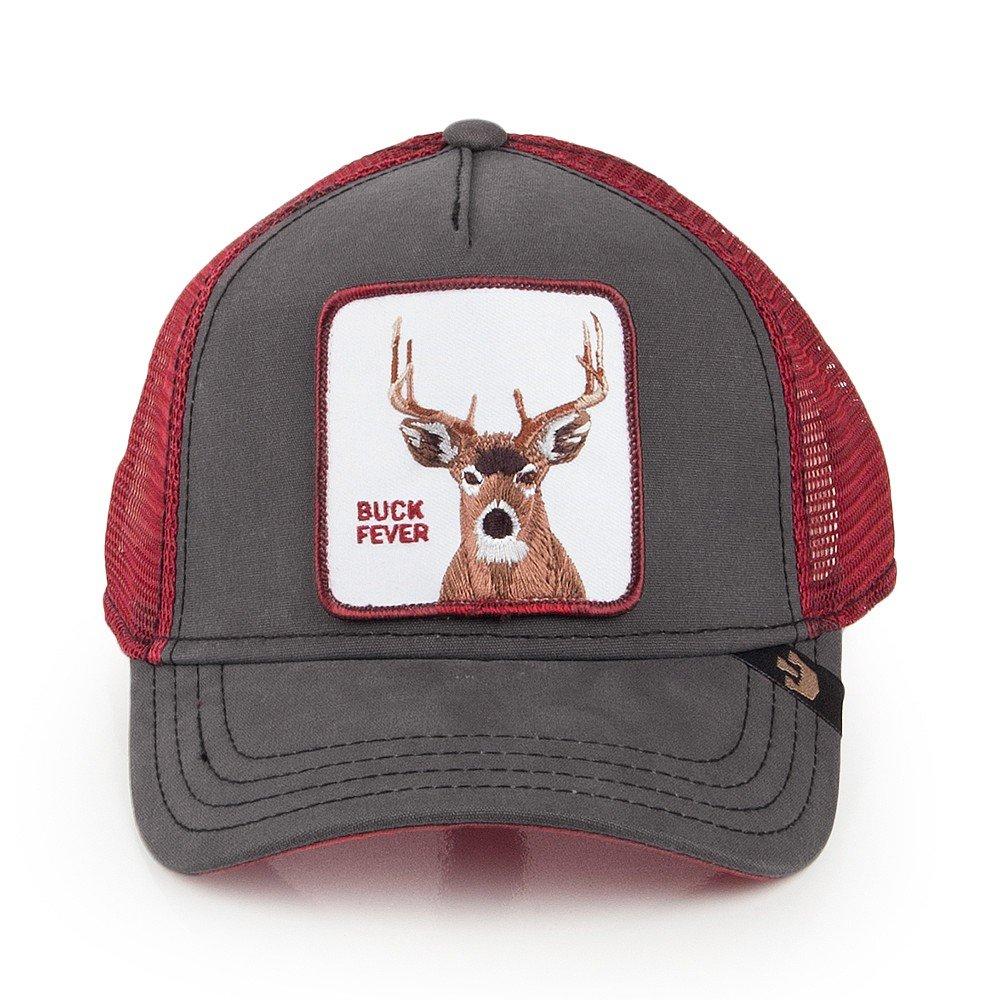 Gorra Trucker Buck Fever de Goorin Bros. - Marrón - Ajustable: Amazon.es: Ropa y accesorios