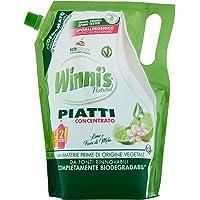 Winni's Naturel Detergente Piatti Concentrato Ecoricarica Lime - 1050 g