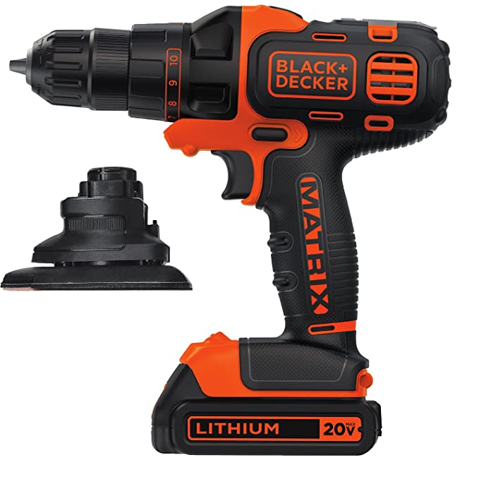 Amazon.com: Black + Decker bdcdmt120 C Bare 20-volt Max ...