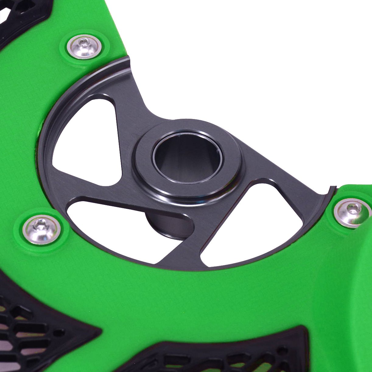 Red For Honda CRF250L CRF250M 12-16 Front Brake Disc Guard Case Cover Protector