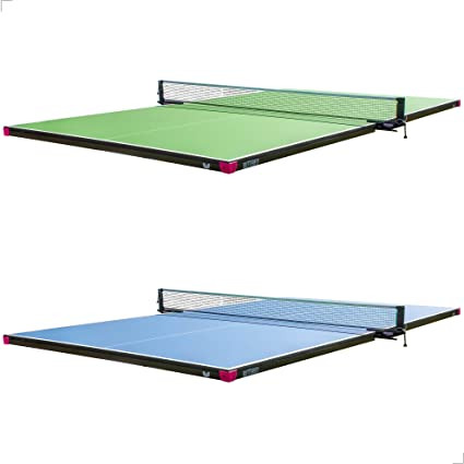 Amazon Com Butterfly Pool Table Conversion Top For Billiard Table Conversion Table Tennis Game Table With Net Pool Table Topper Game Tables Pool Table Conversion Top For Ping Pong