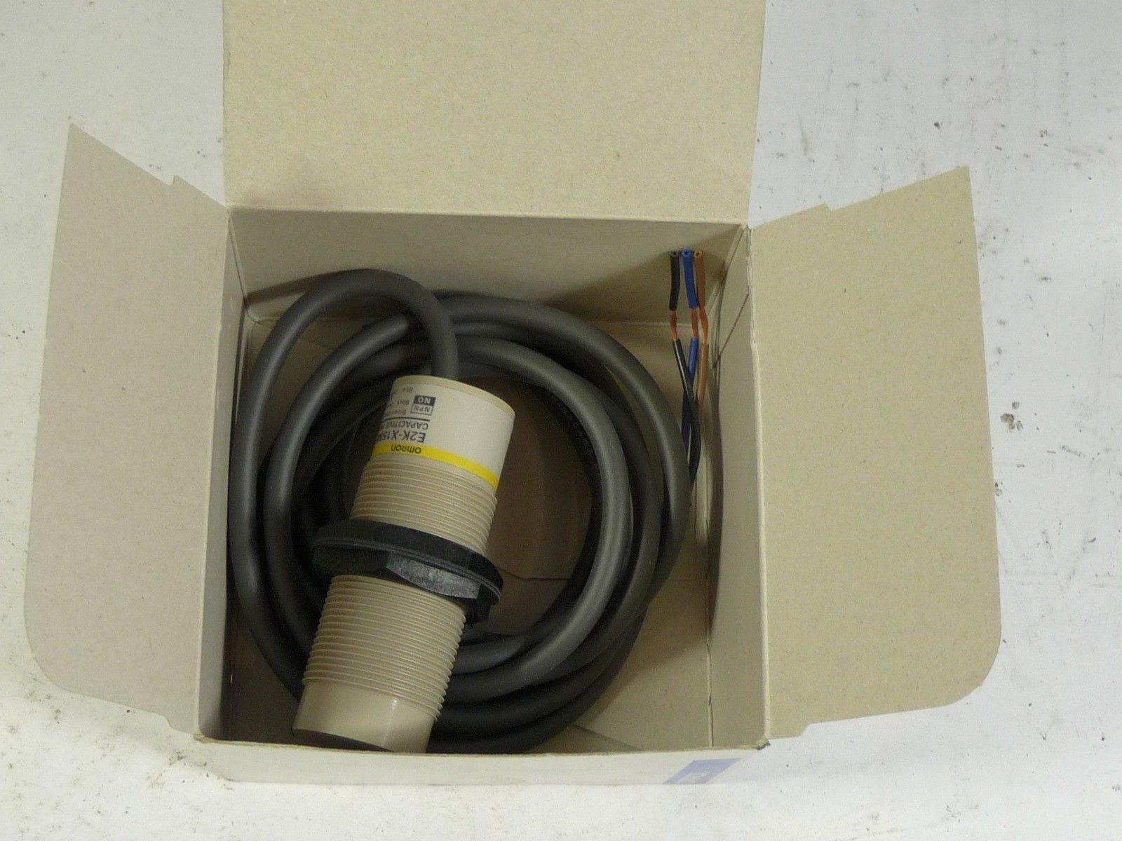 Proximity Sensor, Capacitive, 30mm, NPN, NO