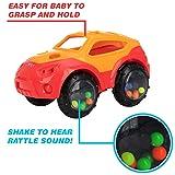 Nuby Car Rattle Teether