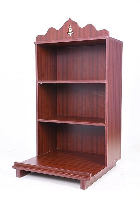 Pooja Stand Designs With Price : Buy generic hudson s pooja shelf puja mandir open shelf home