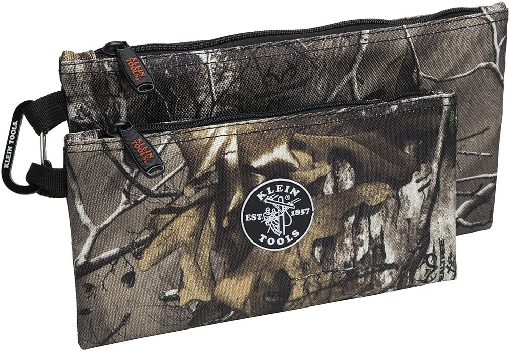 12.5 inch Padded Ballistic Heavy-Duty Nylon Zipper Tool Bag Pouch Box Storage