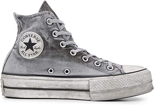 Converse Baskets Chuck Taylor All Star Smoked Gris Féminin SS 2020
