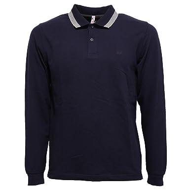 SUN 68 6839V Polo uomo Blue Polo t-Shirt Men [S]: Amazon.es: Ropa ...