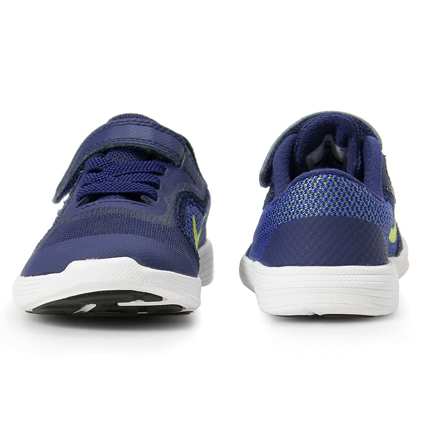 Nike Toddler Boy's Revolution 3 (2 Infant M, BINARY  BLUE/ELECTROLIME-PARAMOUNT BLUE): Amazon.ca: Shoes & Handbags