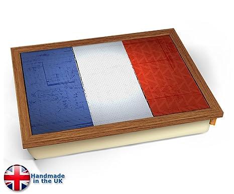 KICO France World Cup - Bandeja de cojín con diseño de ...