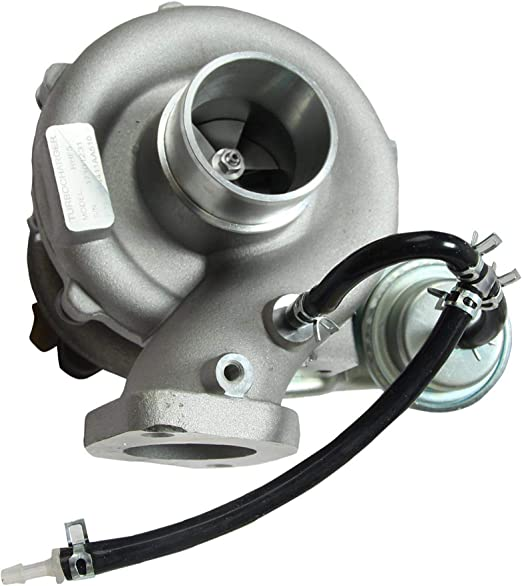 BLACKHORSE-RACING Turbo Charger RHF5H VF40 14411AA510 14411A511 14411AA51A Fit for 2005 2006 2007 2008 2009 Subaru Impreza Forester 2.5L