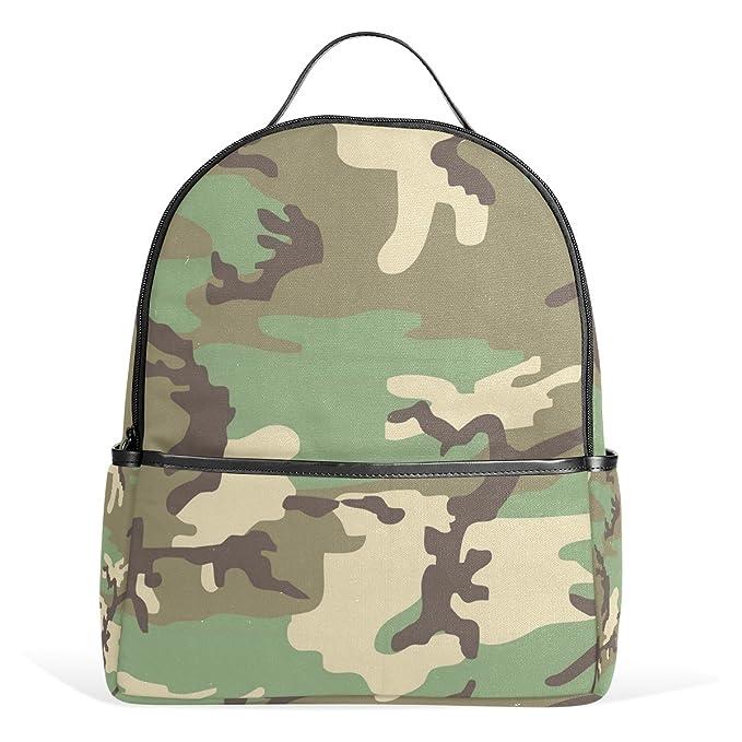JSTEL Kids Backpack Cute Fashion Camouflage 13 School Backpacks for Boys  Girls Bookbags Travel Laptop Bags  Amazon.co.uk  Clothing 5562b9bdeb498