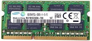 SAMSUNG Memory 8GB 2Rx8 PC3L-12800S-11-13-F3 RAM M471B1G73EB0-YK0