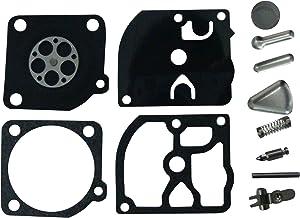 Carburetor Repair/Rebuild Kit Replaces ZAMA RB-72 for Zama C1Q Carburetor Dolmar PS34/340 Stihl 019 Poulan Wood Shark 1900