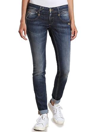 Gang Damen Skinny Jeans NENA-meridien Denim, Blau (NO Square Wash 7736),  W24 L32  Amazon.de  Bekleidung acaff24890