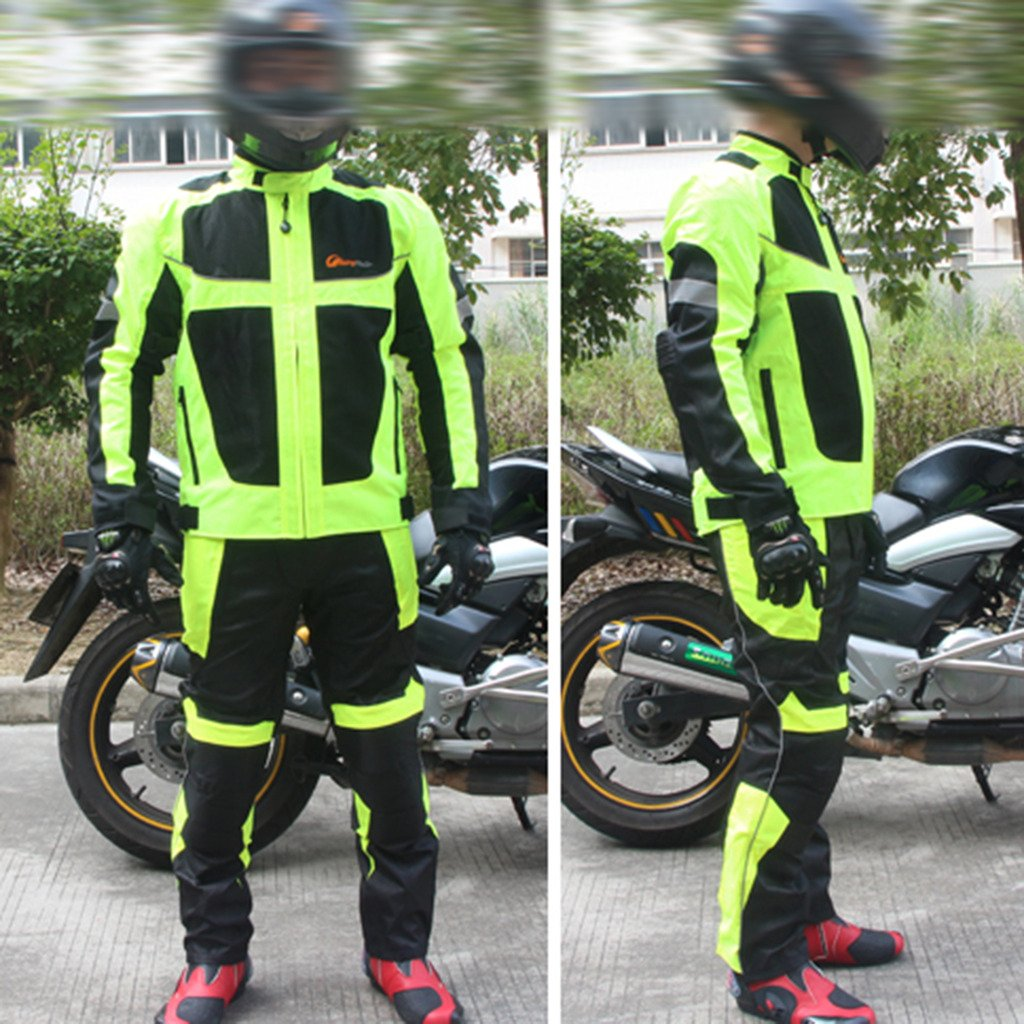 Jade Men's Sports Off-Road Motorcycle Cycling Racing Pants Trousers by Jade Onlines (Image #9)