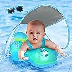 SwimWays Baby Float : Swimways Baby Float With Sun Canopy 2