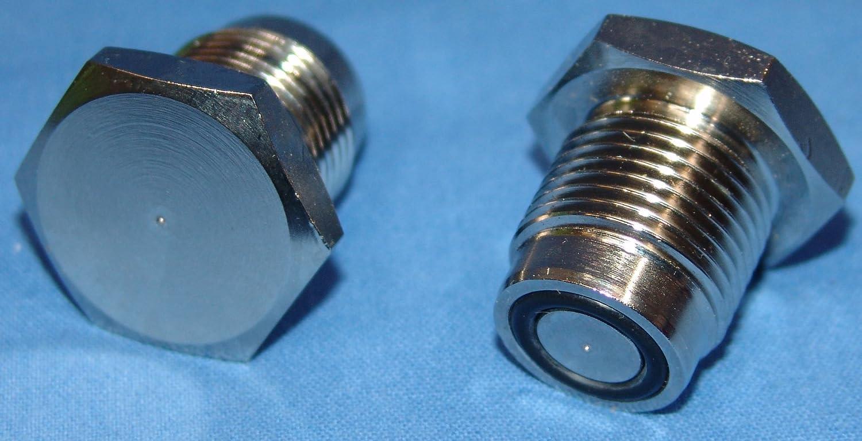 High Tech Diving 'Valvola di sfiato per aria compressa G5/8con o anello di pressione Bar