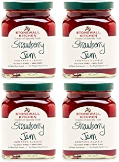 product image for Stonewall Kitchen Strawberry Jam (4-Pack)